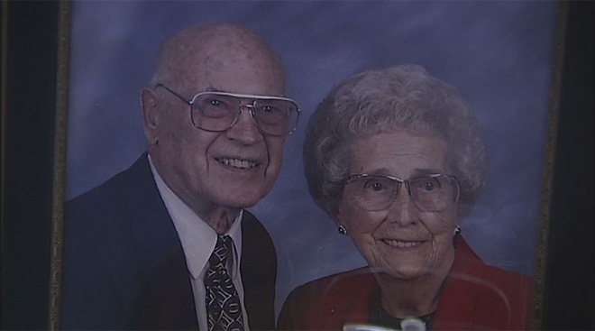 Couple celebrates 80th anniversary
