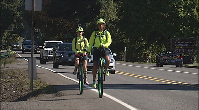 Couple rides across US in  honor of Syrian refugees (8)