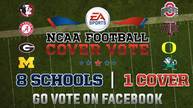 Ducks need your vote to win video game cover