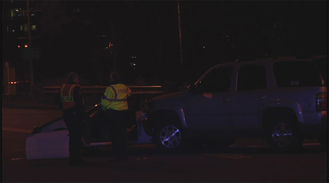 Police: Woman, 77, hurt when DUI driver in SUV hit her car