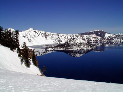 Crater Lake snow plowing might fall victim to federal budget cuts