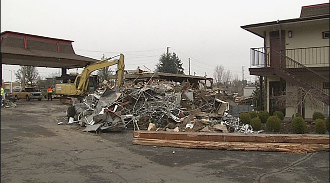 Need furniture? Red Lion stuff up for grabs during demolition