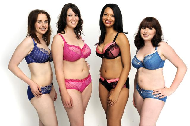 Curvy Kate model search for Star in a Bra