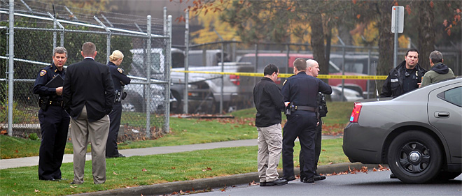Police chief on IED at Medford DA's office: 'I think it is domestic terrorism'