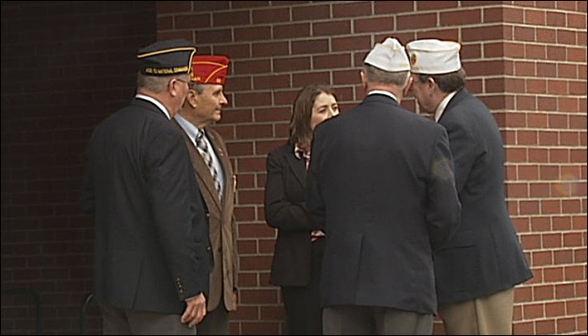 American Legion leader: 'They were promised they'd be taken care of'