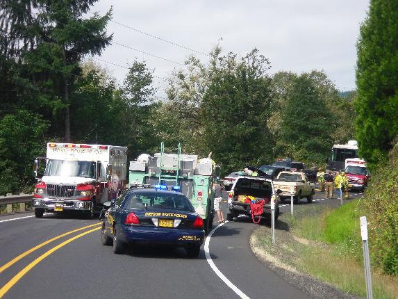 Two dead from head-on collision near Elkton