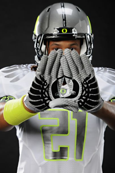 Photos: New Duck threads for the National Title Game