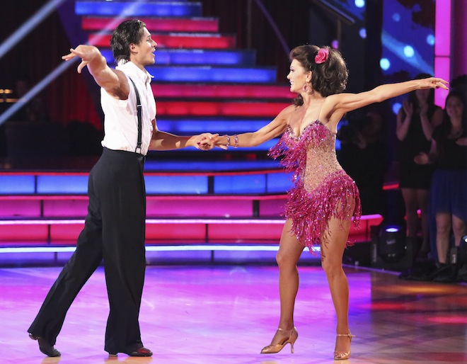 DWTS: Lisa Vanderpump faints, vomits and then gets cut
