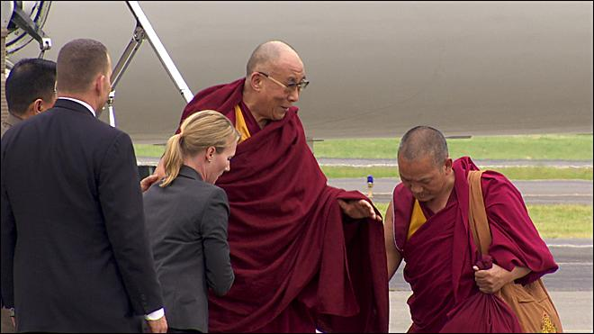 Dalai Lama in Portland to give faith message on environment
