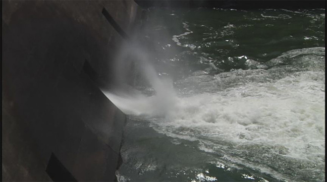 Dorena Dam hydroelectric project (5)