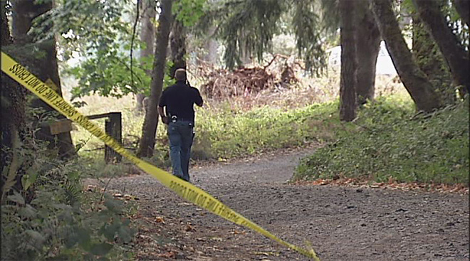 Double Murder on Property South of Eugene
