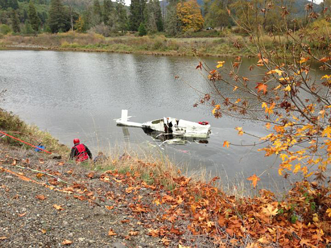NTSB: Pilot error caused South Umpqua helicopter crash