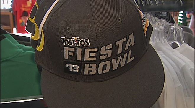 Duck fans get ready for 2013 Fiesta Bowl (1)
