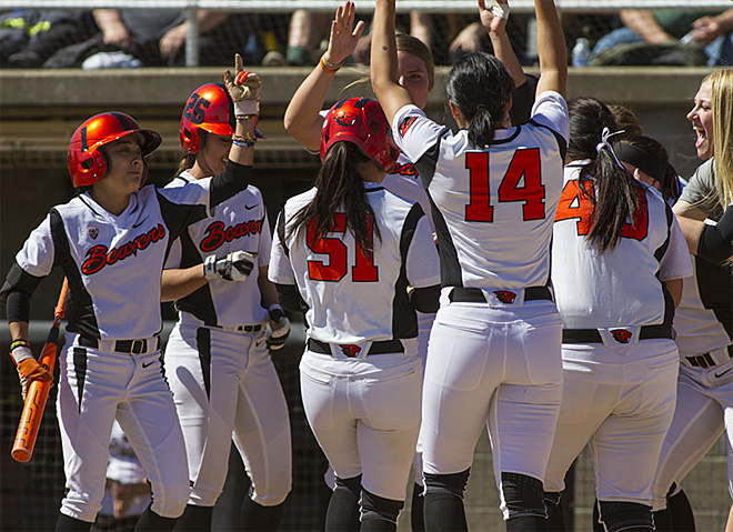 Ducks defeat Beavers 10-5 in Corvallis - 04 - Oregon News Lab Photo