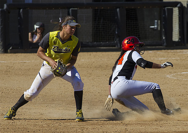 Ducks defeat Beavers 10-5 in Corvallis - 10 - Oregon News Lab Photo