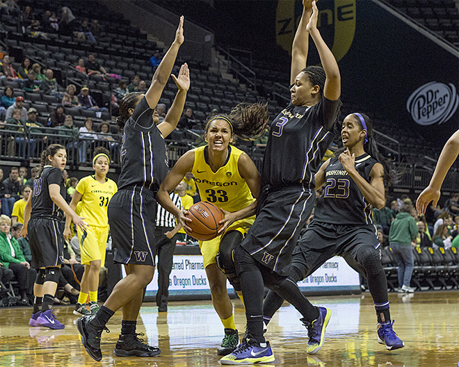 Ducks women beat Washington Huskies 101-85 _ 43