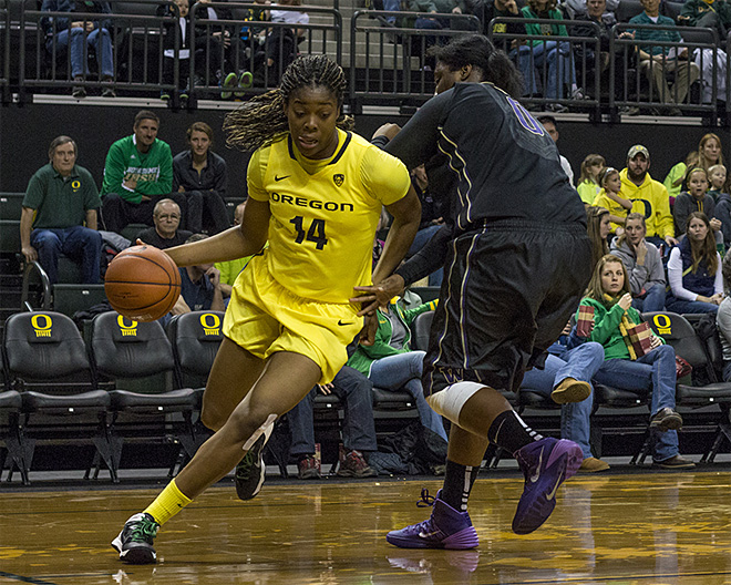 Ducks women beat Washington Huskies 101-85 _ 45