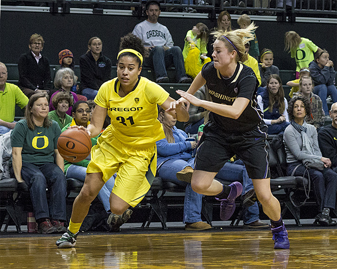 Ducks women beat Washington Huskies 101-85 _ 46
