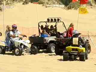 Dunefest draws thousands to the sand