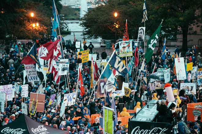 ESPN College GameDay comes to Seattle