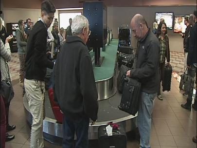 Eugene Airport serves record crowd before Thanksgiving