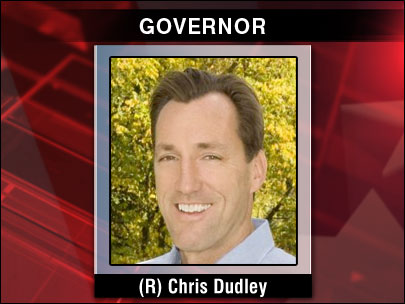 Governor of Oregon: Republican Chris Dudley