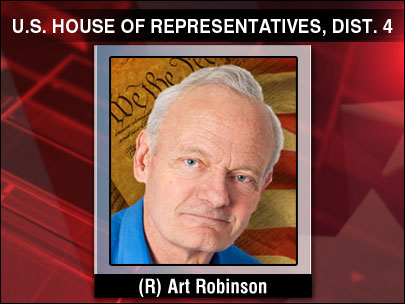 Campaign 2010: Robinson the GOP nominee for Congress