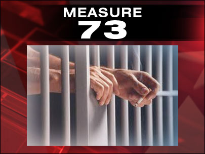 Measure 73 seeks harsher penalties for sex crimes