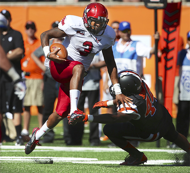 Eastern Washington Oregon St Football