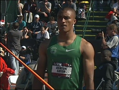 USA Track &amp; Field: Eaton cruises to first post-collegiate Decathlon victory