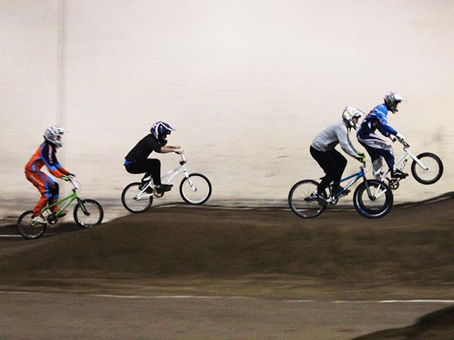 Emerald Valley BMX indoor racing (13)