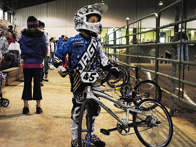 Emerald Valley BMX indoor racing (2)