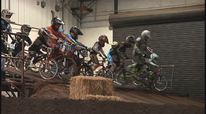 Emerald Valley BMX starts its season 01