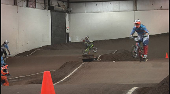 Emerald Valley BMX starts its season 02