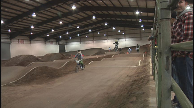 Emerald Valley BMX starts its season 05