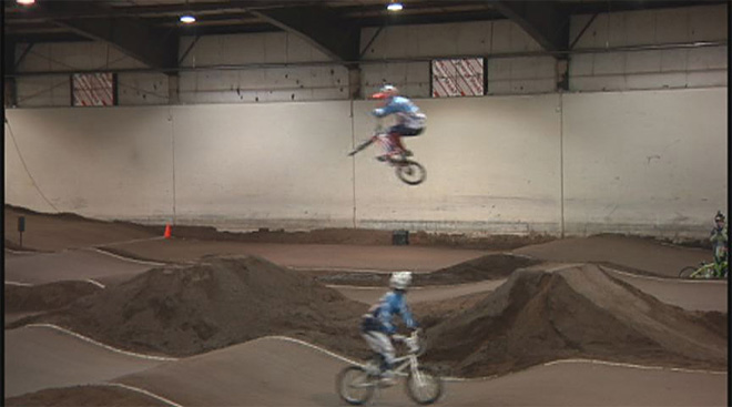 Emerald Valley BMX starts its season 06