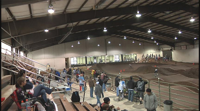 Emerald Valley BMX starts its season 07