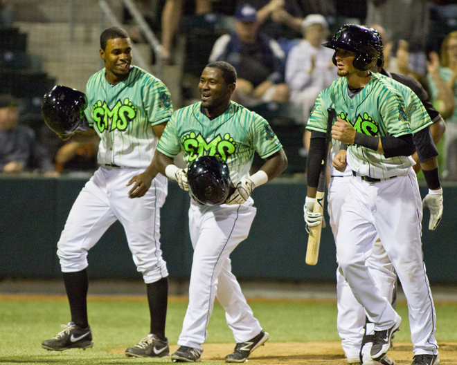Emeralds vs AquaSox at PK Park July 12 (15)