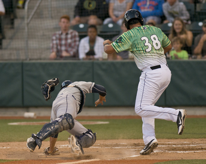 Emeralds vs AquaSox at PK Park July 12 (6)