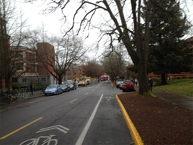 &quot;Emergency incident&quot; evacuates University of Oregon Health Center
