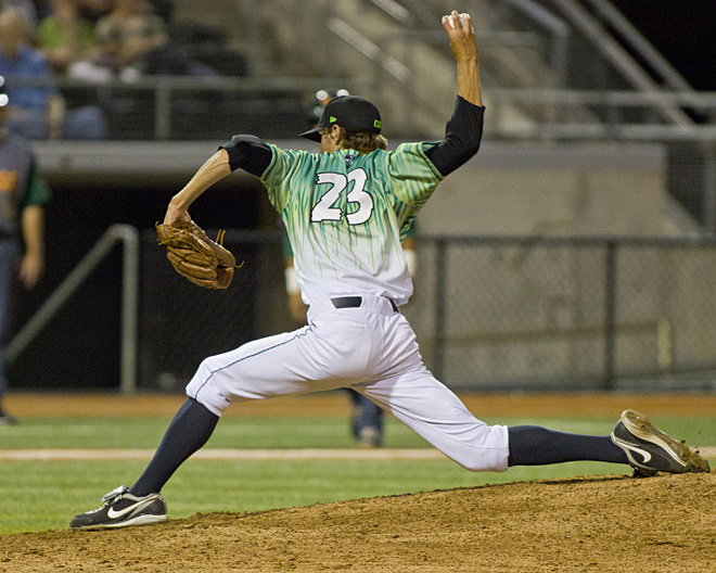Emeralds down Hawks 5-1: 'You've just got to keep going'