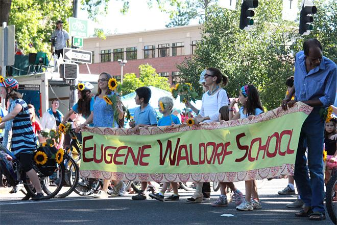 Annual Eugene Celebration Parade rolls out Saturday