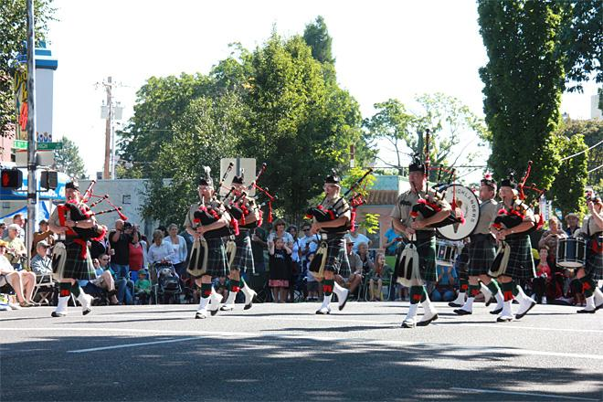 Eugene Celebration Parade