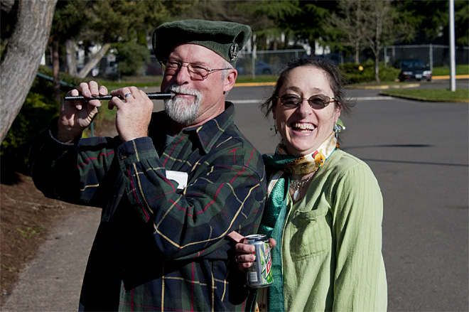 Photos: Eugene Irish Heritage Fest (Tristan Fortsch - KVAL News)