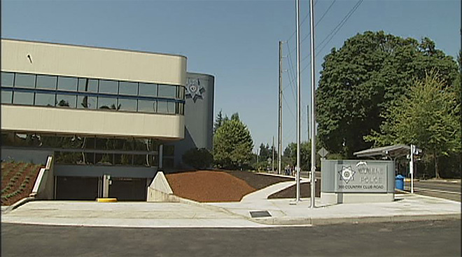 Eugene Police Department's new home