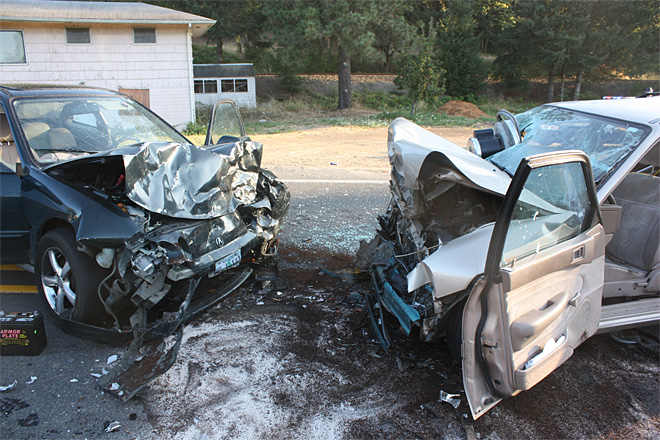 Eugene man dies in crash with intoxicated driver on Hwy 20 - 01