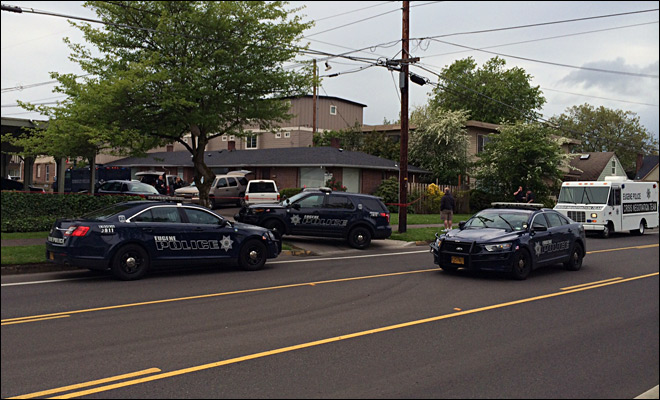SWAT response at apartments near South Eugene HS