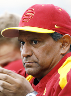 USC fires baseball coach for NCAA violations