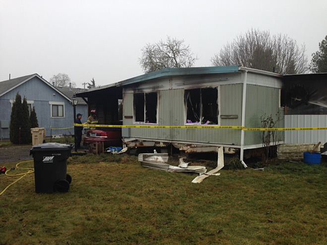 Fire investigation in Scio (1)
