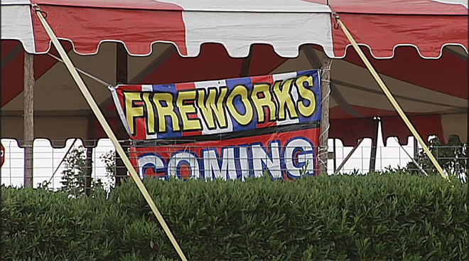 Fireworks debate explodes as Fourth of July nears